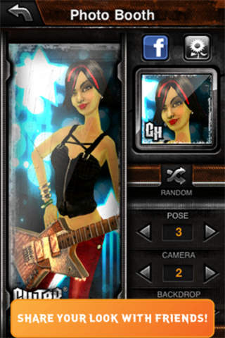 Guitar hero for iPhone for free