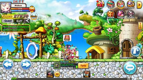 Utopia guardian: Hasse story Screenshot