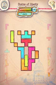 Screenshot Doodle Fit 2: Rund um die Welt auf dem iPhone