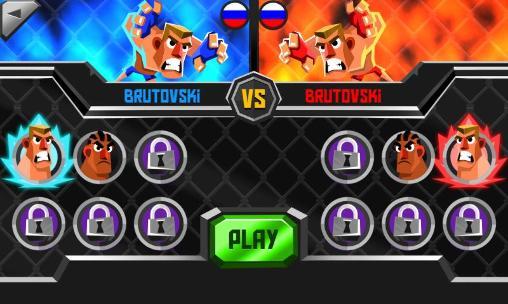 Juegos de arcade UFB 2: Ultimate fighting bros para teléfono inteligente