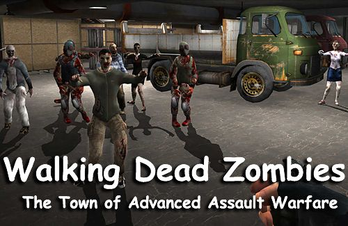 logo Walking dead zombies: The town of advanced assault warfare