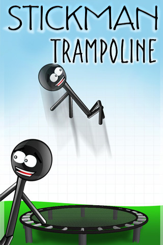 logo Stickman: Trampolin