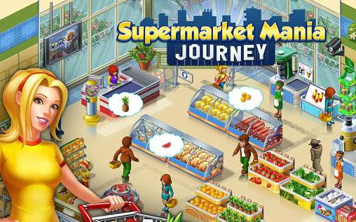 Supermarket mania: Journey capturas de pantalla