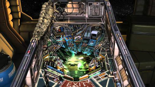 Aliens vs. pinball для Android