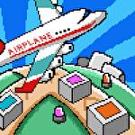 Pixel cargo icon