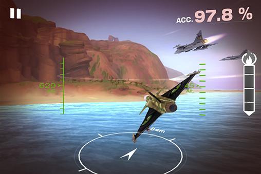 Gripen fighter challenge für Android