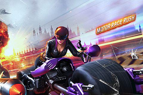 logo Motor race: Rush