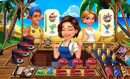 Cooking rush: Chef's fever for Android