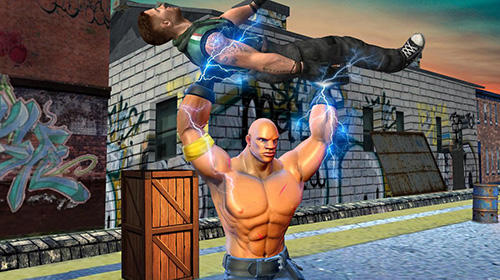 Kung fu real fight: Fighting games für Android