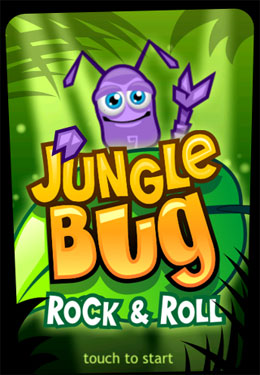logo Bicho en la jungla