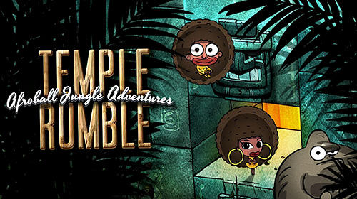 Temple rumble: Jungle adventure capture d'écran 1