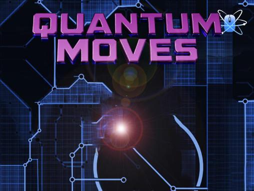 Quantum moves Symbol