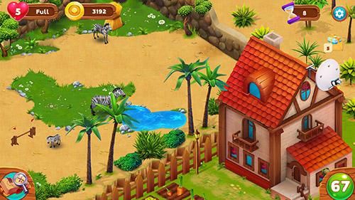 Zoo island Screenshot