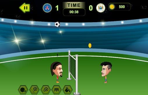 Head football: Soccer stars für Android