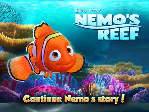 logo O Mundo Subaquático de Nemo