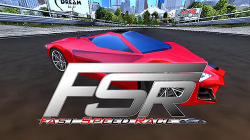 Fast speed race Screenshot