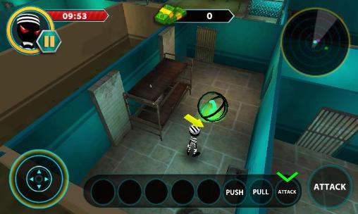 Juegos de arcade Stickman escape story 3D para teléfono inteligente