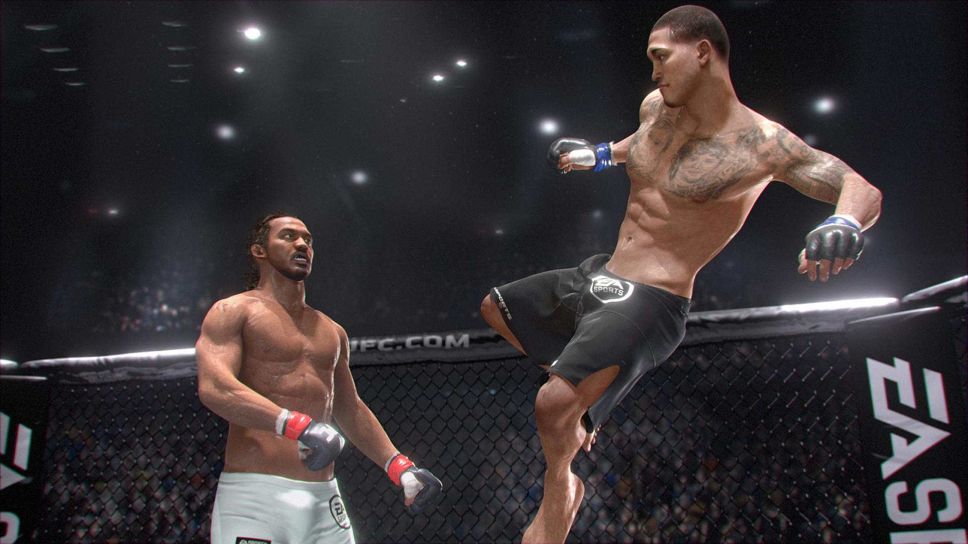 free MMA games