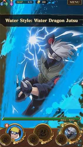 Naruto shippuden: Ultimate ninja blazing screenshot 4