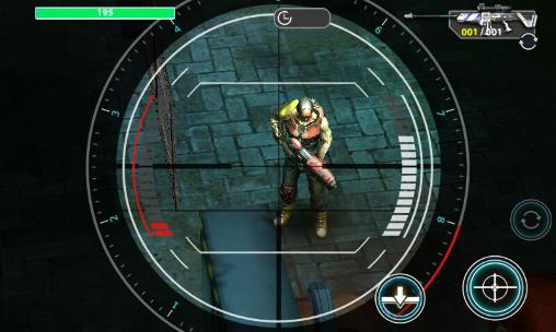 Shooter games Rescue: Strike back in English