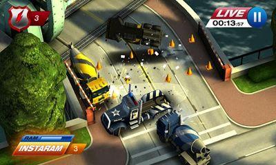 Smash Cops Heat Screenshot