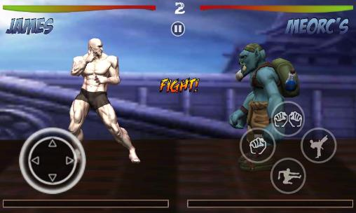 Deadly fight для Android