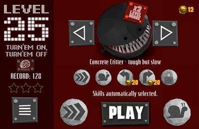 Arcade-Spiele: Lade Critter Ball auf dein Handy herunter