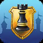 Chess and mate Symbol