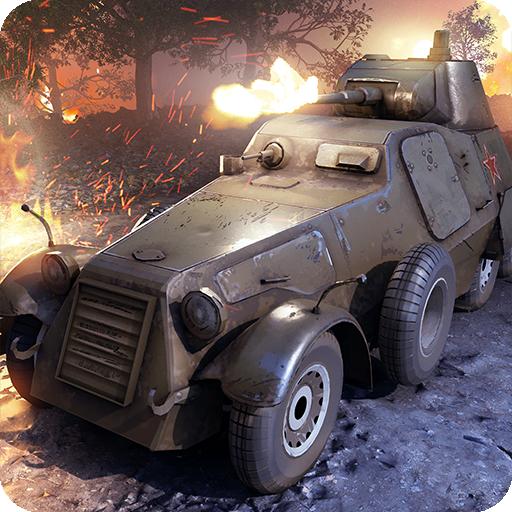 Heroes of War: WW2 Idle RPG ícone