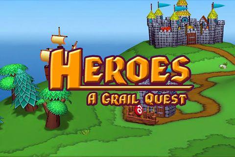 логотип Герои: Поиски Грааля