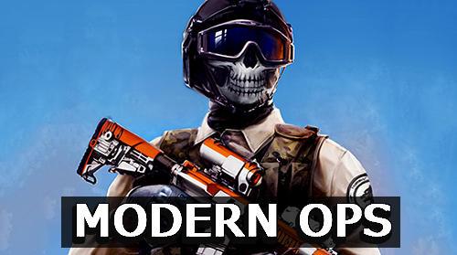 Modern ops скриншот 1