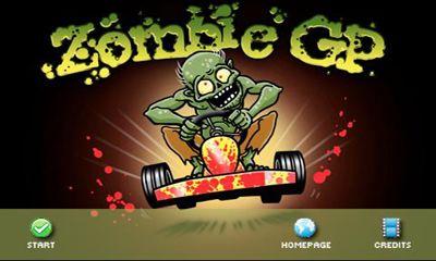 Zombie GP icono