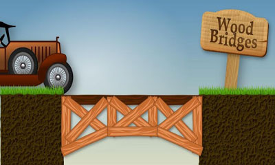 Wood Bridges Screenshot