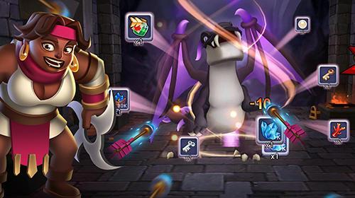 Epic war: Castle alliance Screenshot