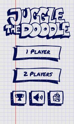 Juggle the Doodle Screenshot
