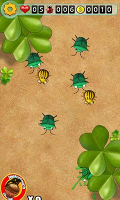 Bugs War Screenshot