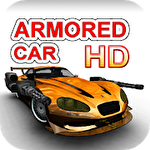 Armored car HD icono