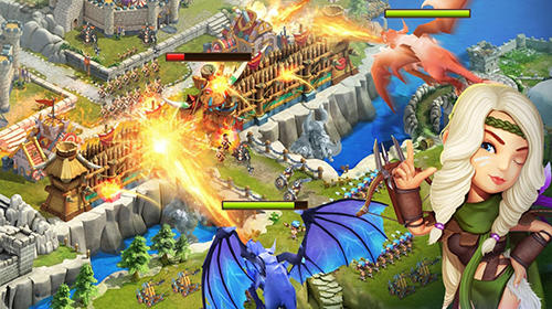 Dragon and war pour Android