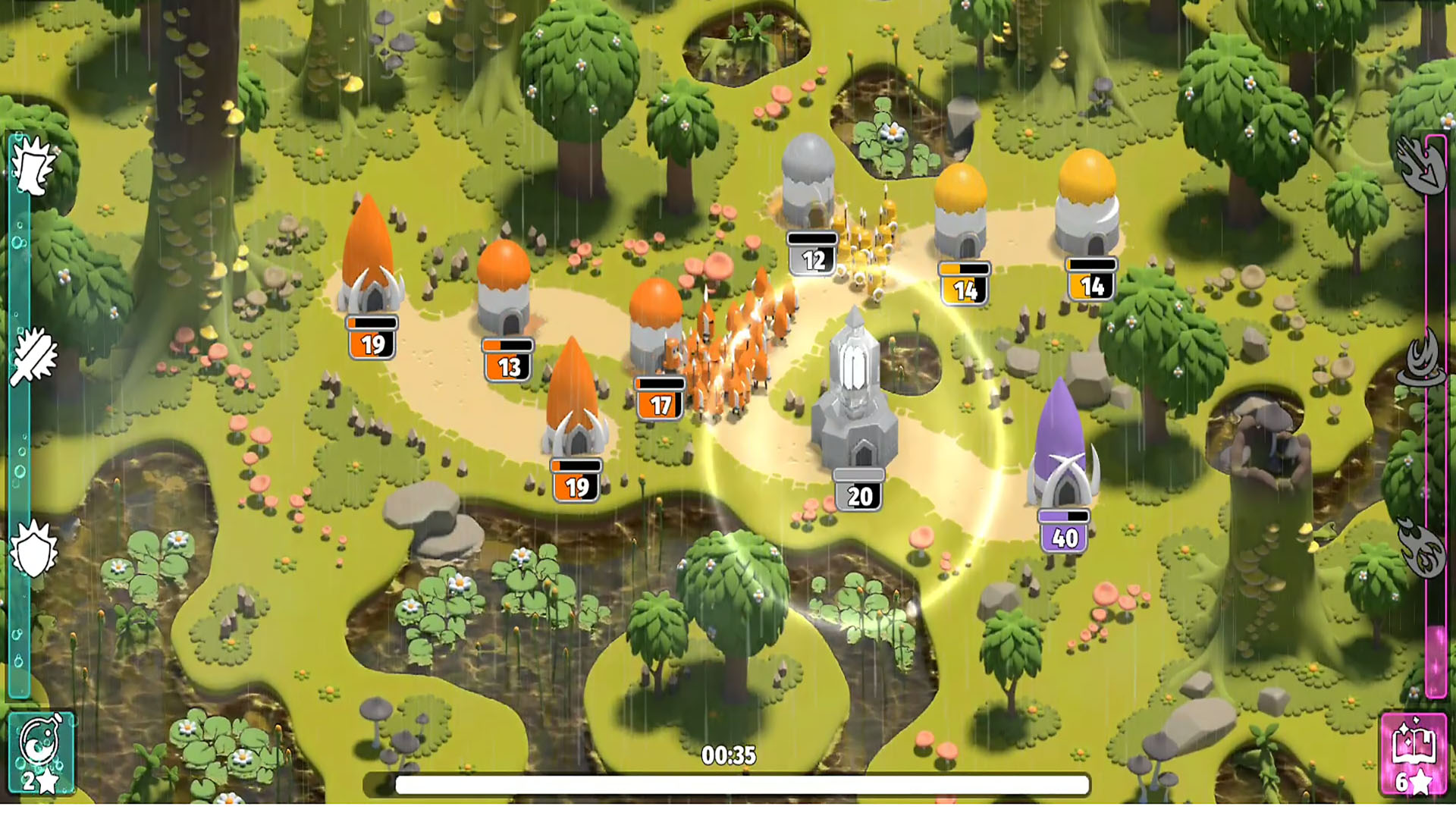BattleTime 2 - Real Time Strategy Offline Game para Android