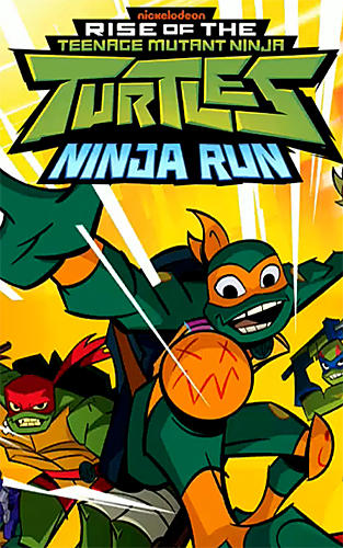Rise of the TMNT: Ninja run截图