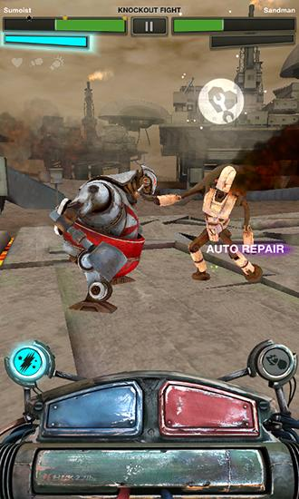 Ironkill: Robot fighting game pour Android