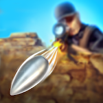 Sniping forte: Grand deserts Symbol