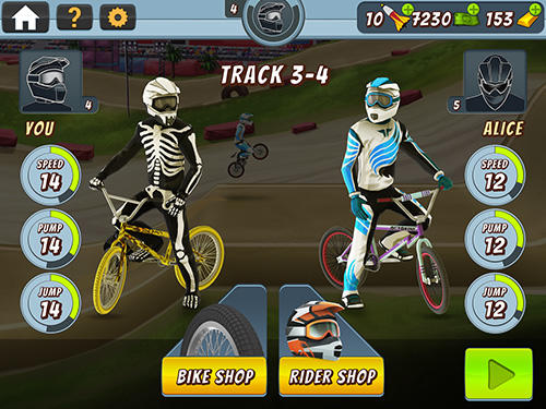 Mad skills BMX 2 pour Android