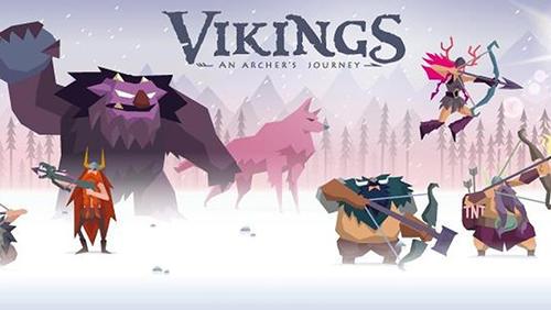 Vikings: An archer's journey captura de tela 1