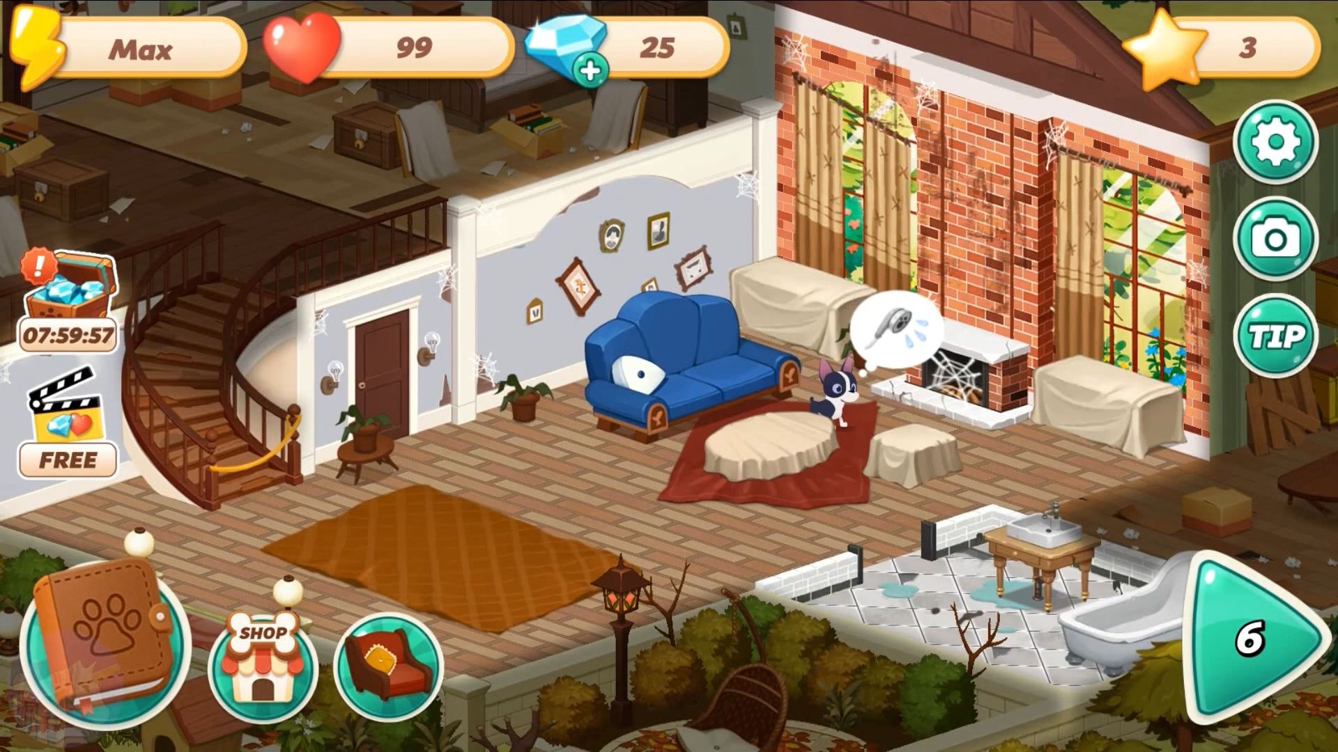 Hellopet House for Android