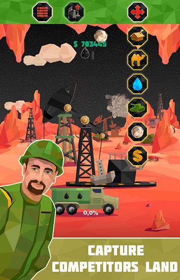 Petroleum tycoon captura de pantalla 1