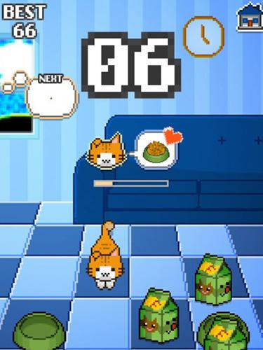 Logik Wilful kitty für das Smartphone