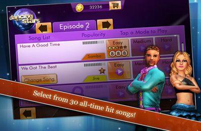 Simulator-Spiele: Lade Tanzen mit den Prominenten - In Bewegung auf dein Handy herunter