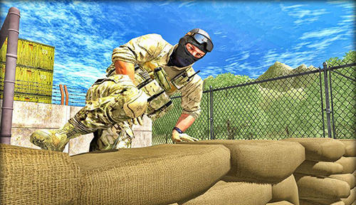 US army: Military training camp für Android