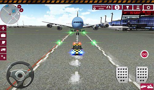 Flughafen Simulator 2 für iPhone